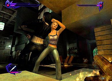 Xbox Buffy - The Vampire Slayer Vampiros