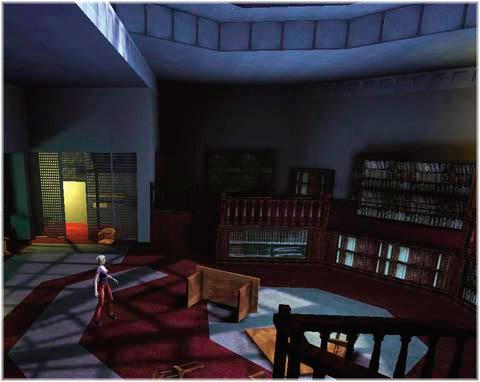 Buffy - The Vampire Slayer Xbox - Biblioteca