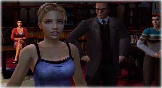 Buffy - The Vampire Slayer Xbox econtro da gangue