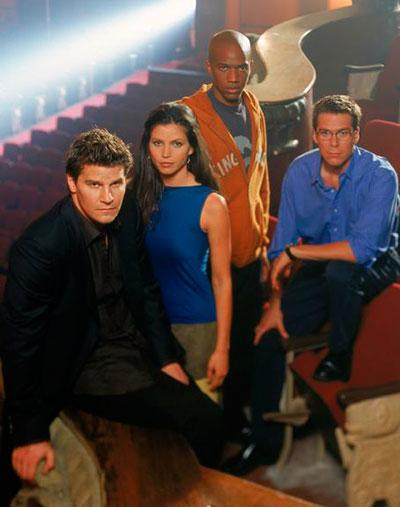 Angel, Buffy, Stranger to the sun, estranho ao sol