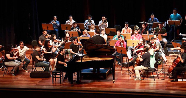 treinamento orquestra ufmt cuiaba 300 anos
