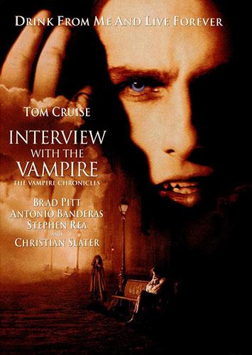 poster filme entrevista com o vampiro noir