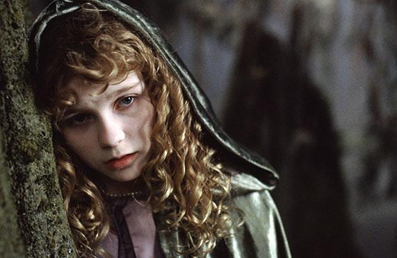 Livro anne rice entrevista com o vampiro filme claudia kirsten dunst