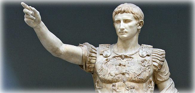 imperador, augusto, romano, allan massie, senhores de roma