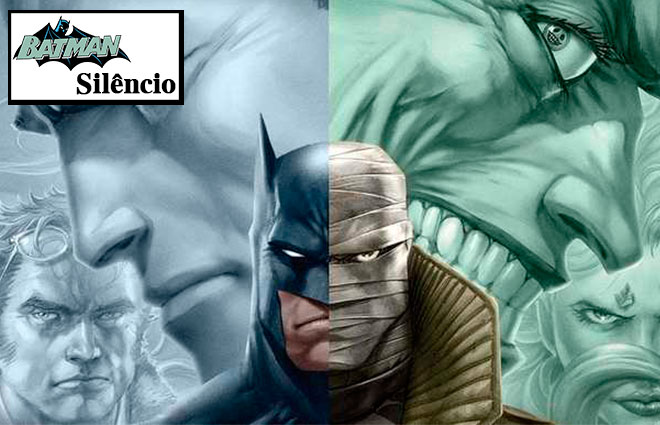 Batman Silêncio – Análise | Resenha do Gibi da DC (HQ-Comic)
