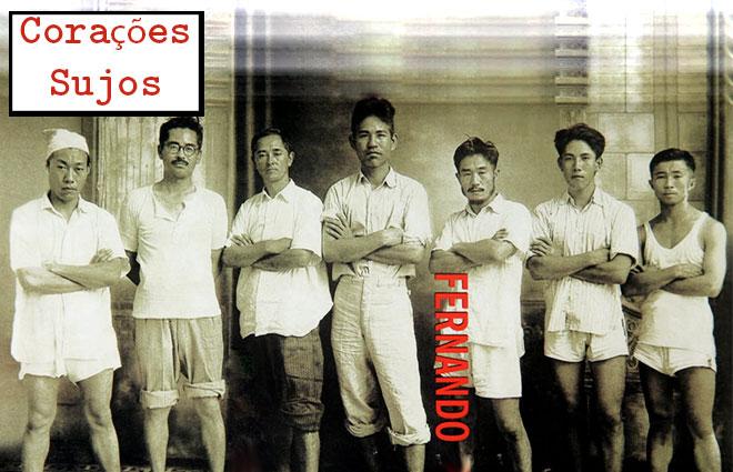 Corações Sujos, Livro por Fernando Morais, Companhia das Letras