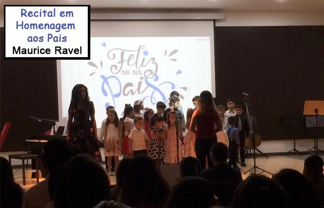 Recital em Homenagem aos Pais – Academia de Música Maurice Ravel