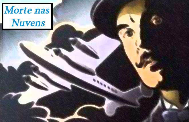 Morte nas Nuvens por Agatha Christie – Análise e Resenha do Livro
