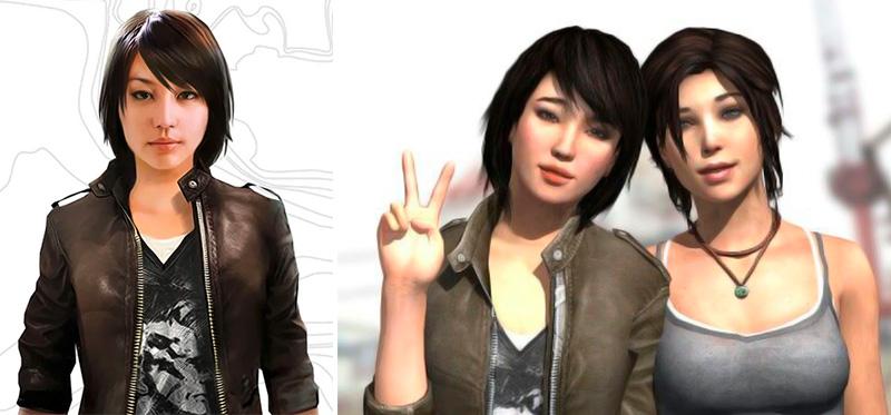 Livro Os Dez Mil Imortais Tomb Raider - Sam, amiga de Lara Croft