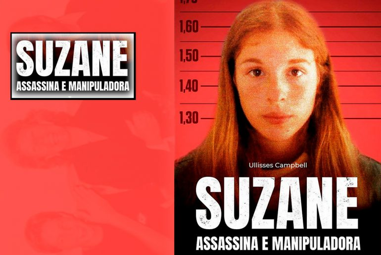 Suzane Assassina e Manipuladora capa