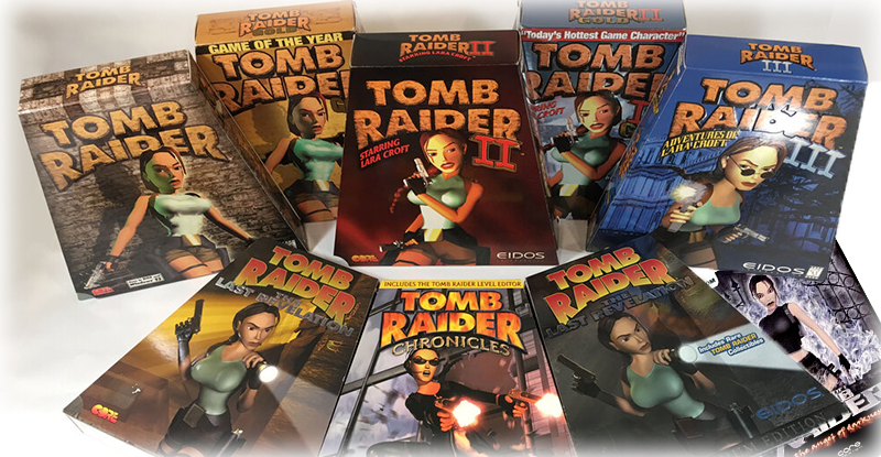 Tomb Raider the Lost Cult jogos da saga