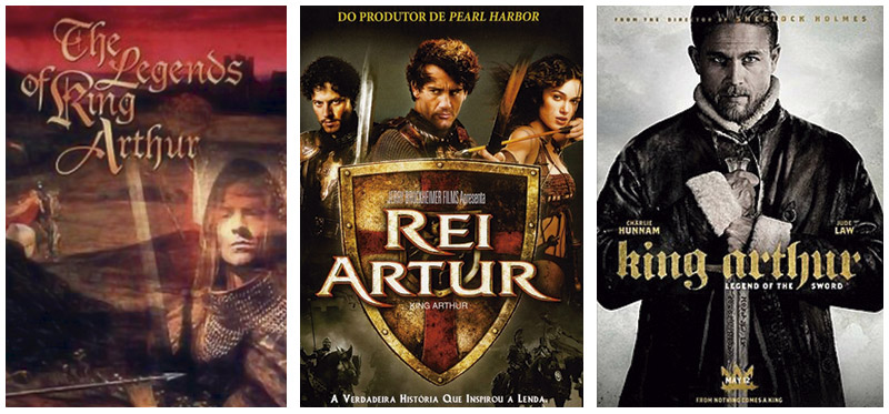Rei Artur analise livro resenha allan massie - filmes
