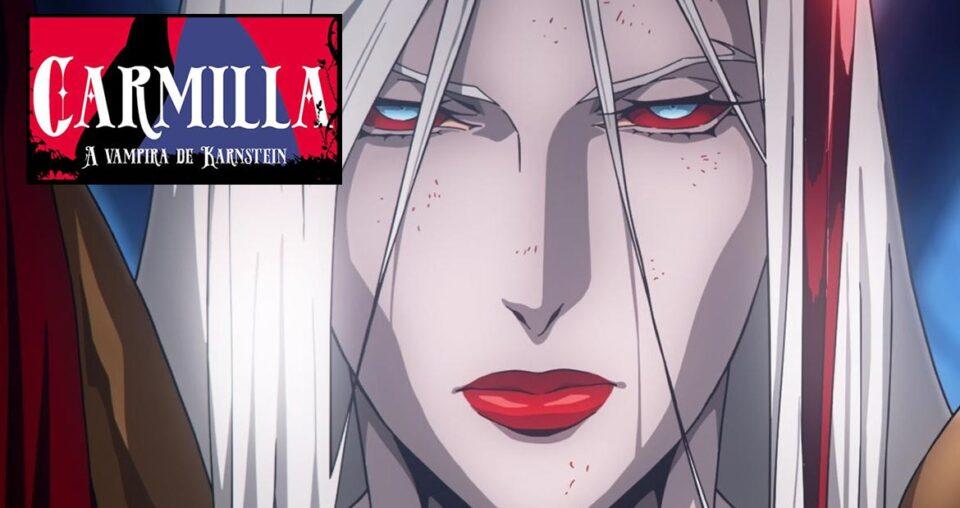 Carmilla – A Vampira de Karnstein por Sheridan Le Fanu