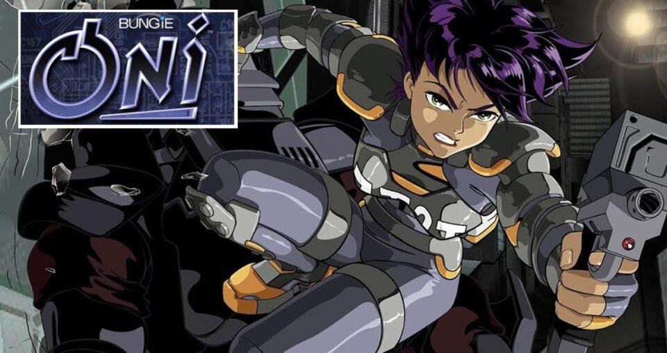ONI – quadrinho em 3 edições do clássico game de 2001