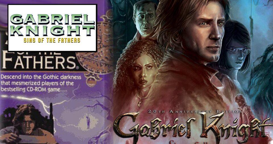 Gabriel Knight – conheça o livro baseado no jogo de 1993 pela Sierra